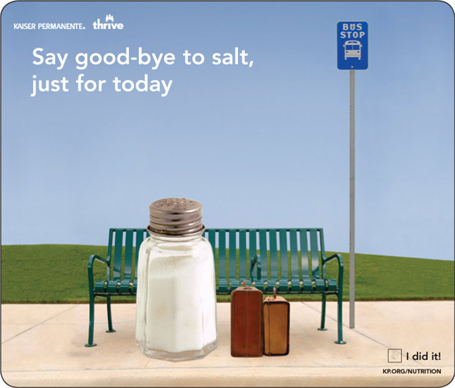 21 Ways - Say good-bye to salt, just for today