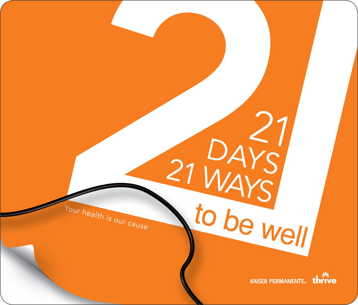 Cover of 21 Ways Mousepad
